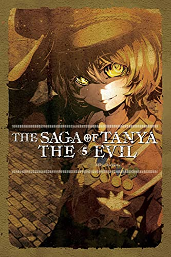 A Little Girl's Military Record: Youjo Senki Manga Vol 5 (English Edition)