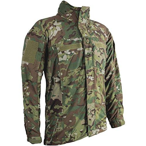 HIGHLANDER Messieurs Commando Softshell pour, L Mehrfarbig (Hmtc)