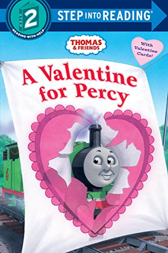 A Valentine for Percy (Thomas & Friends) (Step into Reading)