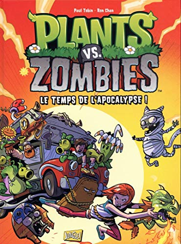 Plants vs Zombies - tome 2 Le temps de l'apocalypse ! (2)