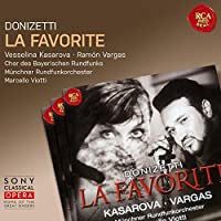 Donizetti: La Favorite by Vesselina Kasarova (2016-01-01)
