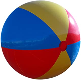 BigMouth Inc Gigantic Beach Ball, 12-Foot Toy