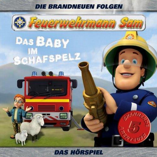 Das Baby im Schafspelz (Feuerwehrmann Sam 2) Titelbild