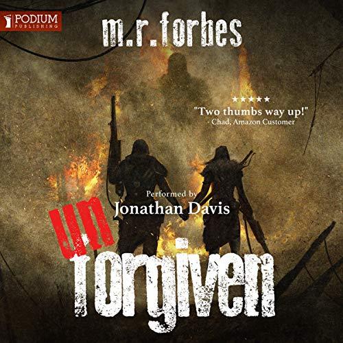 Page de couverture de Unforgiven