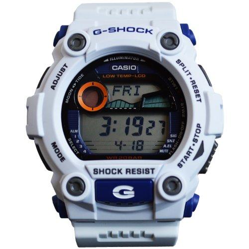 Reloj Casio G-Shock para Hombre G-7900A-7ER, Blanco