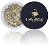 Itay Mineral Cosmetics Eye Shadows Sparkle Glitter (G27-CHAMPAGNE) GOLD
