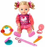 Little Mommy Let's Make Music Doll by