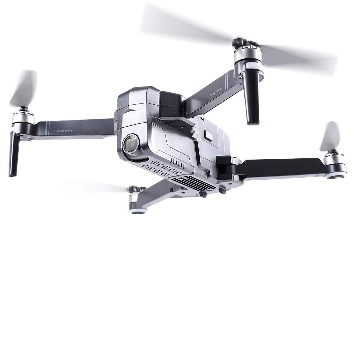 Ruko Quadcopter Brushless Motor Black%EF%BC%882 Batteries