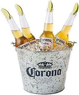 コロナ・エキストラ ボトル [ メキシコ 355ml×8本 バケツ付きセット ] [ギフトBox入り]