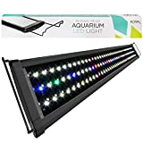 Koval 129 LED Aquarium Light Hood with...