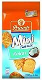 Brandt Mini de coco biscote, 12unidades (12x 125g Paquete)