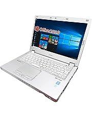 Panasonic ノートPC CF-MX3/無料 ワイヤレスイヤホン ワイヤレスマウスセット/12.5型フルHD/USB3.0/MS Office 2019/Win 10 Pro/Core i5 4世代/Webカメラ/HDMI/WIFI/Bluetooth/4GB/128GB SSD (整備済み品) (メモリー 4GB SSD128GB