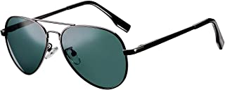 Kids Polarized Aviator Sunglasses for Boys Girls Age...