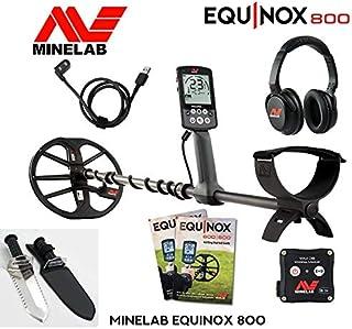 MINELAB BY MAXXISTORE Detector de Metal Equinox 800 + Accesorio de SCAVO