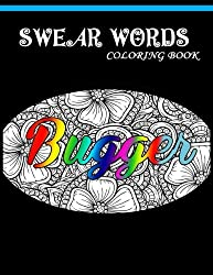 Swear Word Coloring Book: Relaxation Stresss Relief Swear Word Humorous Adults Coloring Book Full Page Large Print: 3