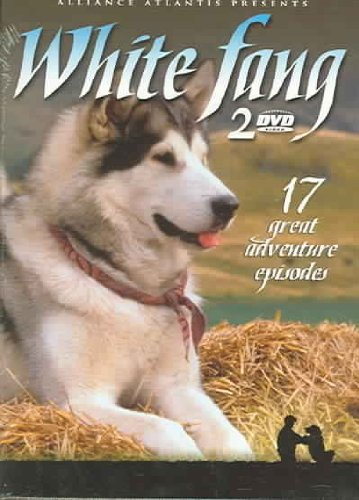 White Fang B0002S64D2 Book Cover