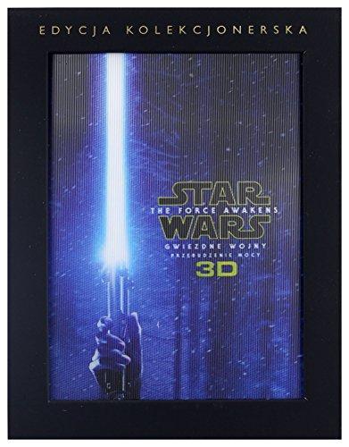Star Wars: Das Erwachen der Macht (BOX) [2Blu-Ray]+[Blu-Ray 3D] [Region Free] (Deutsche Sprache. Deutsche Untertitel)
