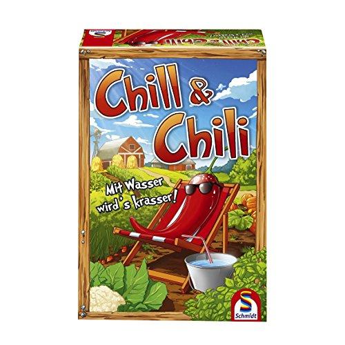 Schmidt Spiele 49338 Chill & Chili