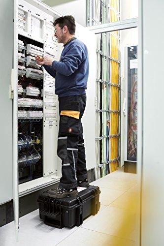 Wiha Werkzeug Set Elektriker Competence XXL gemischt 115-tlg. in Koffer (40524) - 4