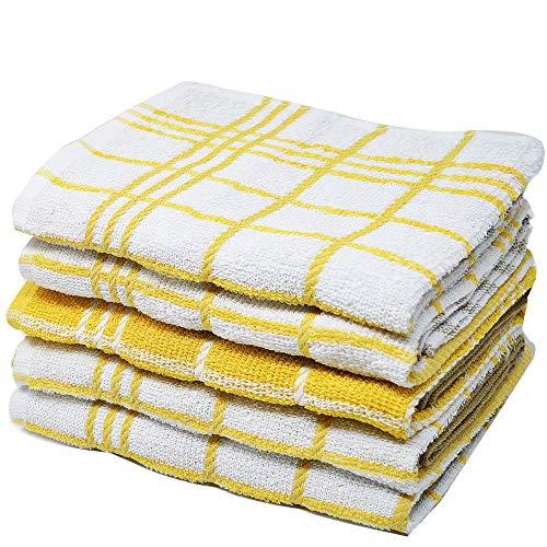 24 36 100/% coton Torchons Terry pour le nettoyage et séchage Top qualité 12
