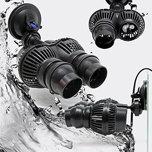 SunSun JVP-201A Pompe Brassage Wavemaker Ventouse 000 l/h12W Aquarium Eau Pompe