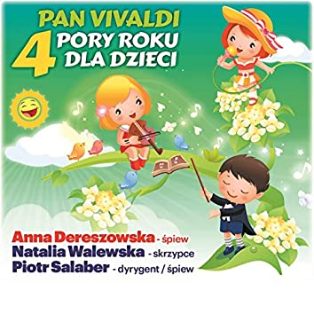 Pan Vivaldi - Cztery Pory Roku dla dzieci