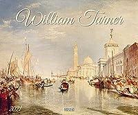 2021 KORSCH (コルシュ) カレンダー ウィリアム・ターナー(William Turner)【203621】