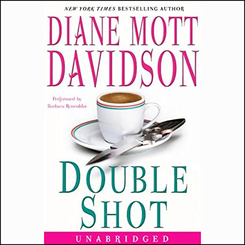Double Shot audiobook cover art