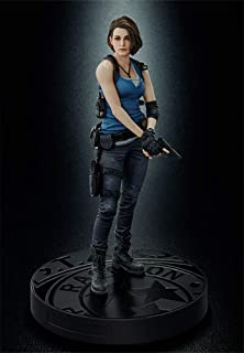 BIOHAZARD RE: 3 (Resident Evil 3) Jill Valentine Figure Statue Edition Collector's Edition [Japan Import]