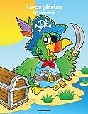 Loros piratas libro para colorear 1