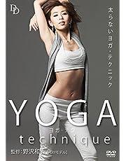野沢和香監修 太らないYOGAテクニック ヨガ DVD LPFD-8005S