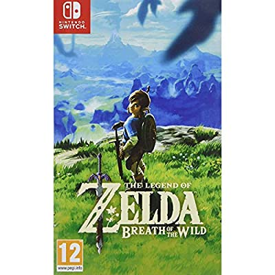 The Legend of Zelda: Breath of the Wild from Nintendo