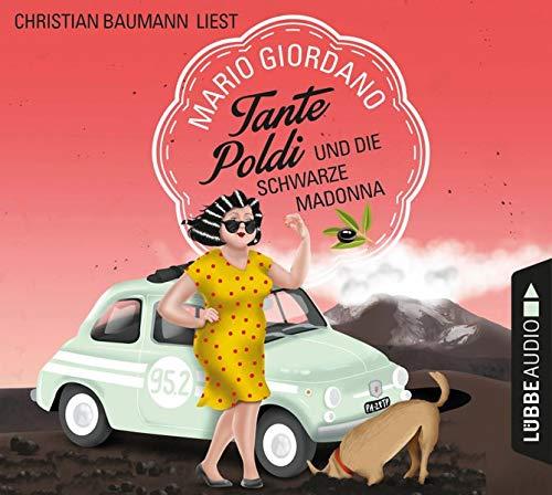 Tante Poldi und die Schwarze Madonna Titelbild