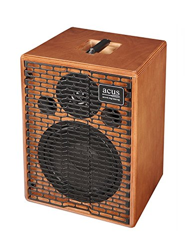Acus Sound Engineering 03000803 Oneforall Acoustic Guitar & String Instrument Amplifier