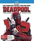 Deadpool / Deadpool 2 (3 Disc Collection)