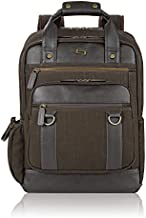 Solo New York Crosby 15.6 Inch Backpack with Padded Compartment, Brown