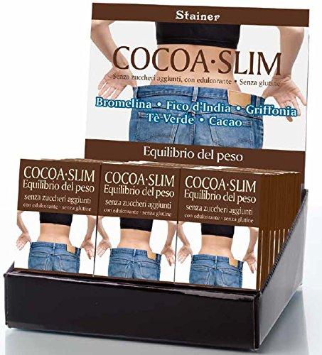 Cocoa Slim Espositore completo