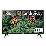 TCL 40ES560 Smart TV de 40 Pulgadas con Full HD, LED, HDMI, USB, WiFi y sintonizador Triple, Color Negro String