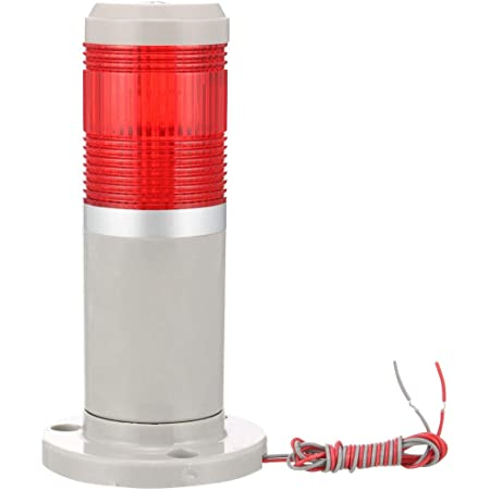 Red//Yellow//Green DC 24V 5W DealMux a15030600ux0090 Bulb Industrial Tower Lamp Stack Signal Light