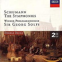 Schumann: Symphony 1-4, Overtures Julius Caesar, Scherzo & Finale