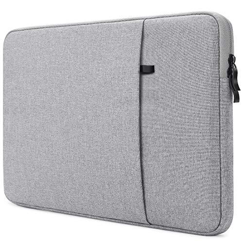 NIDOO 14' Laptop Notebook Case Classic Case Protective Case for 14' Lenovo Chromebook S330 ThinkPad A485 E485 / HP ProBook 440 G6 / Acer Swift 5 7 / Dell Inspiron 5490 Chromebook 14, Gray
