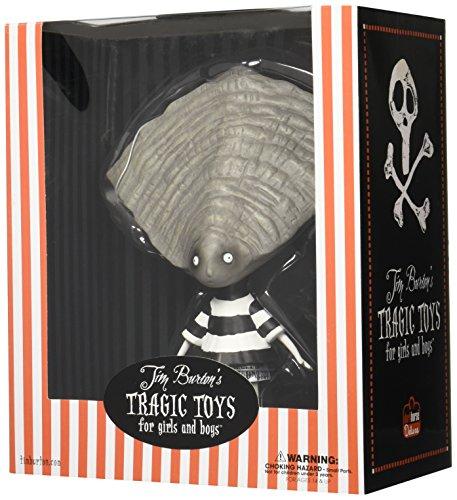 "Dark Horse Deluxe Tim Burton Oystery Boy 8"" Vinyl Figure"
