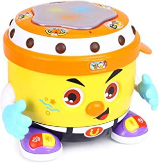 MeterMall キッズ幼児ベビーミュージックDJボンゴパズルパットトイ