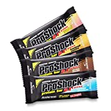 PROSHOCK [BOX DI 24 BARRETTE da 60 G] - 21g proteine (DOPPIO CIOCCOLATO)