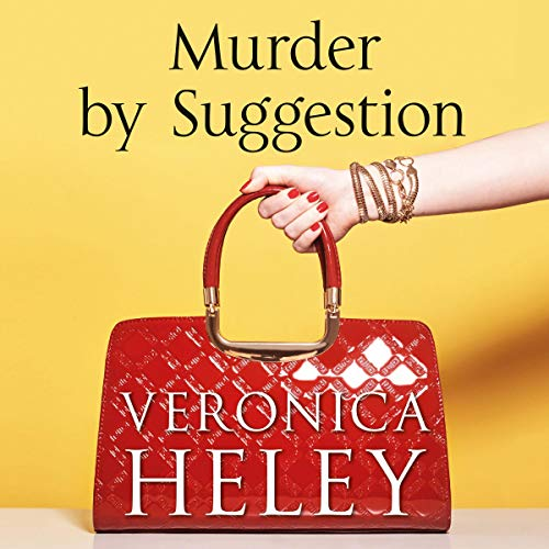 Murder by Suggestion cover art