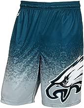 FOCO Men's Football Team Gradient Big Logo Training Shorts, Color, XX-Large