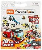 Mega Bloks Construx Inventions Wheels Pack