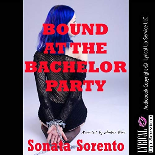 Bound at the Bachelor Party cover art