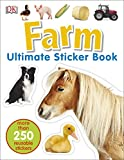 Farm. Ultimate Sticker Book