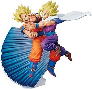 Warriors of Dragon Ball capsule R legendary super Saiyan edited by -3 parent-child Kamekame wave single item